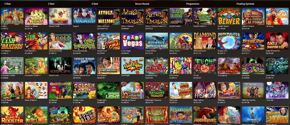 casino max games
