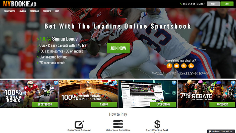 mybookie sportsbook casino
