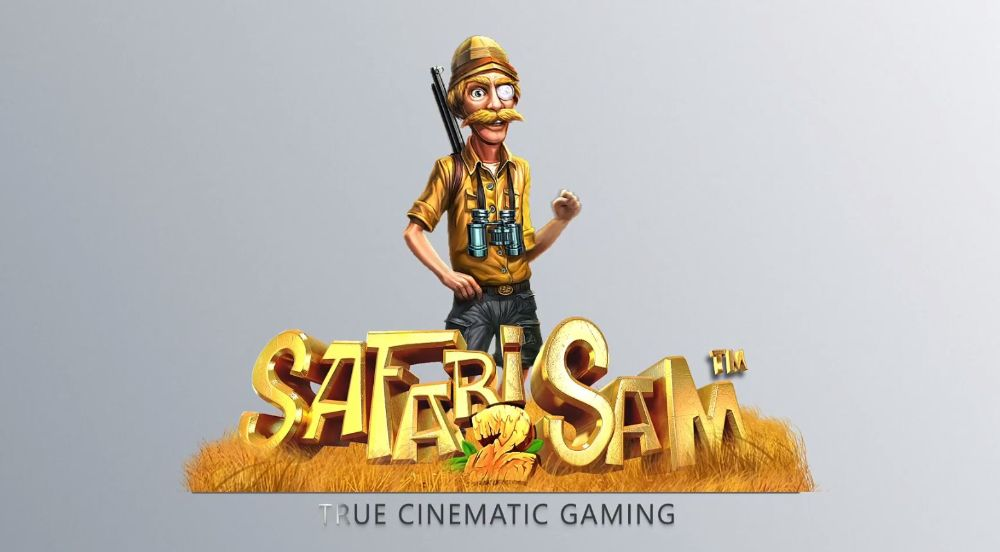 safari sam slot by betsoft