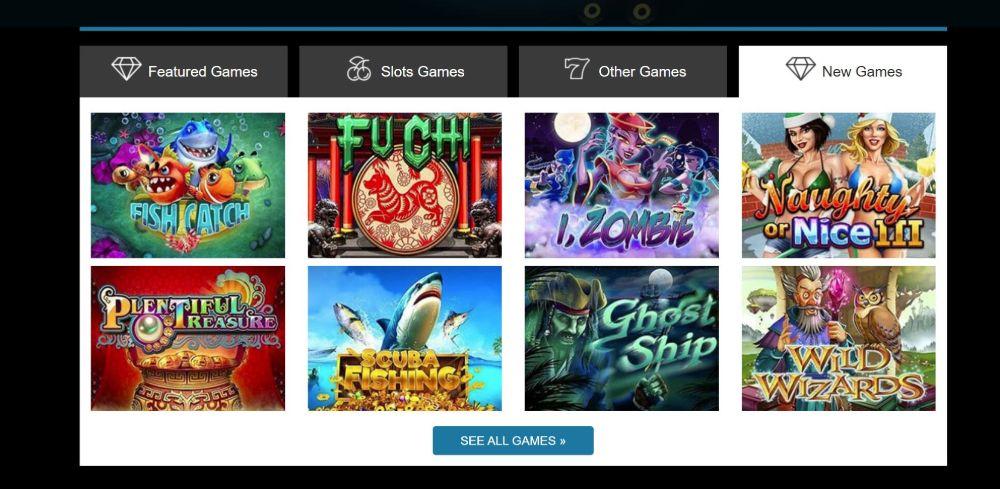 slotocash casino games