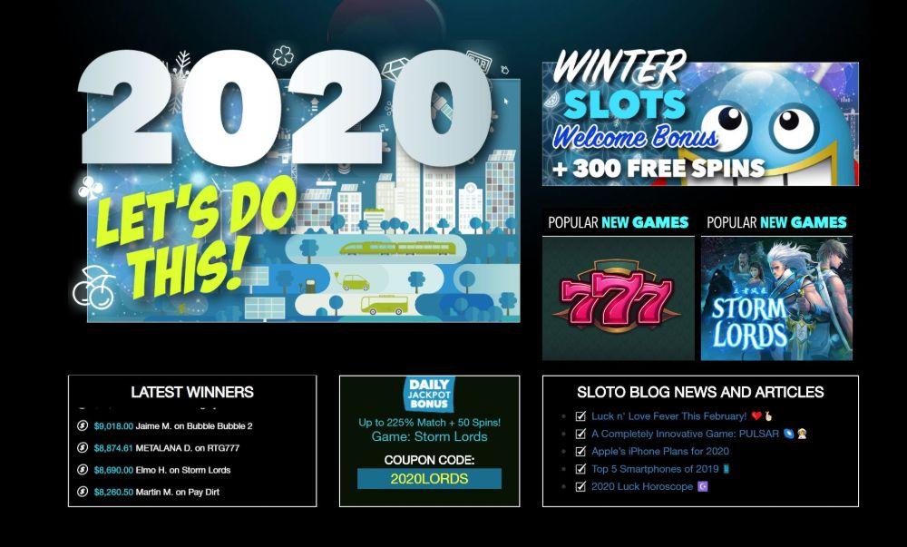 slotocash casino home page