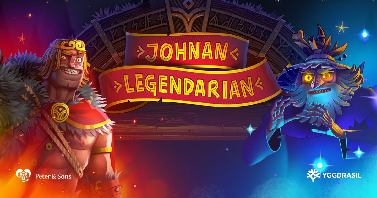 Johnan Legendarian slot by yggdrasil
