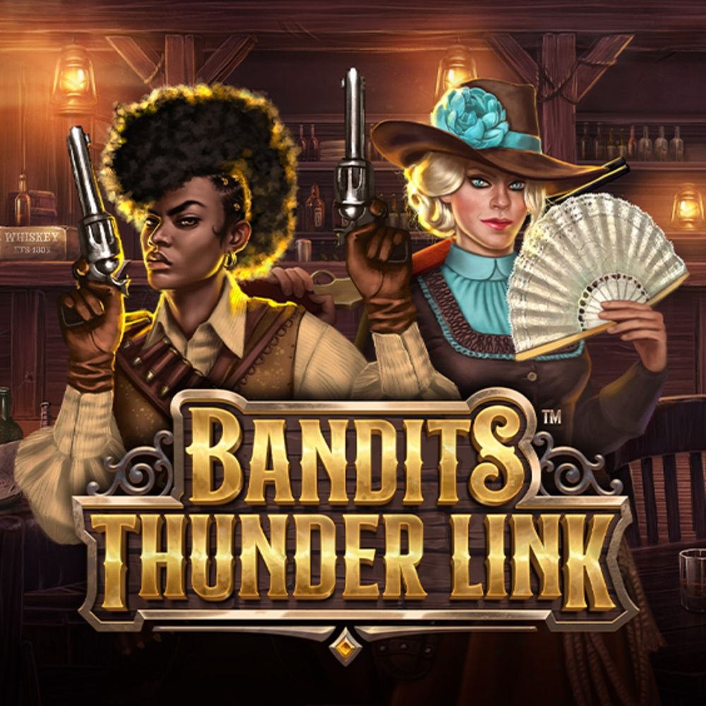 bandits thunder link slot by stakelogic