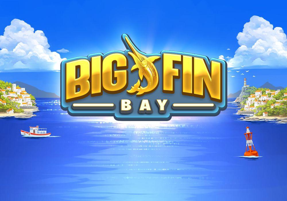big fin bay slot by thunderkick