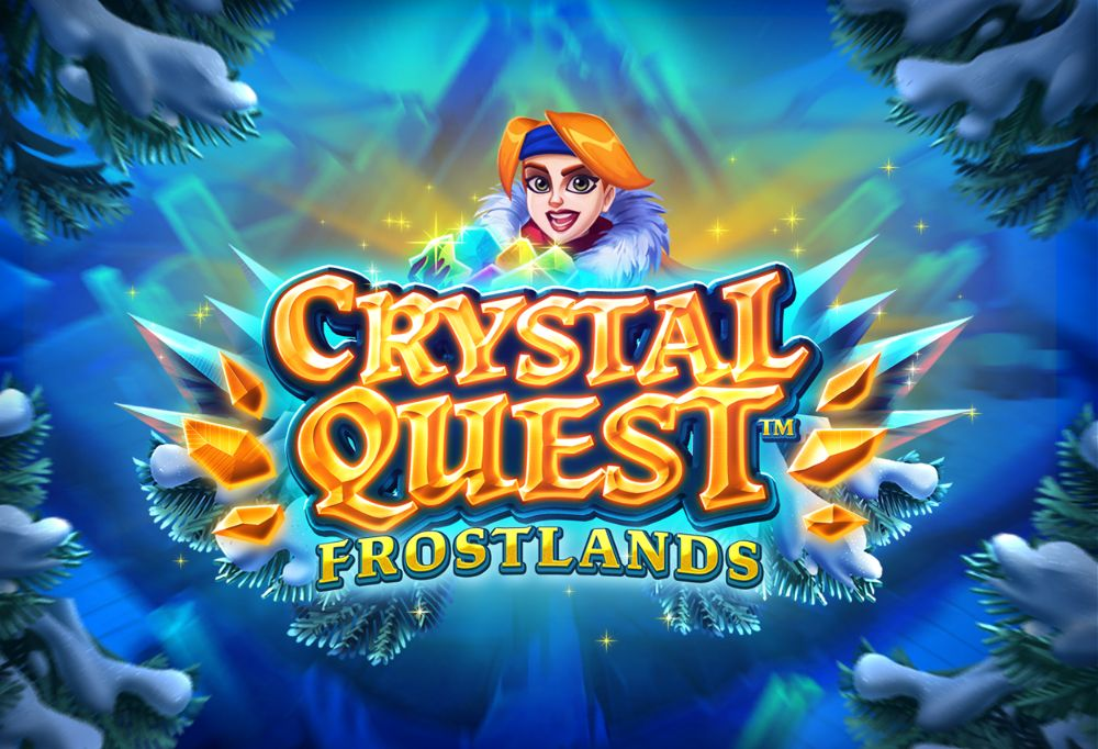crystal quest slot by thunderkick