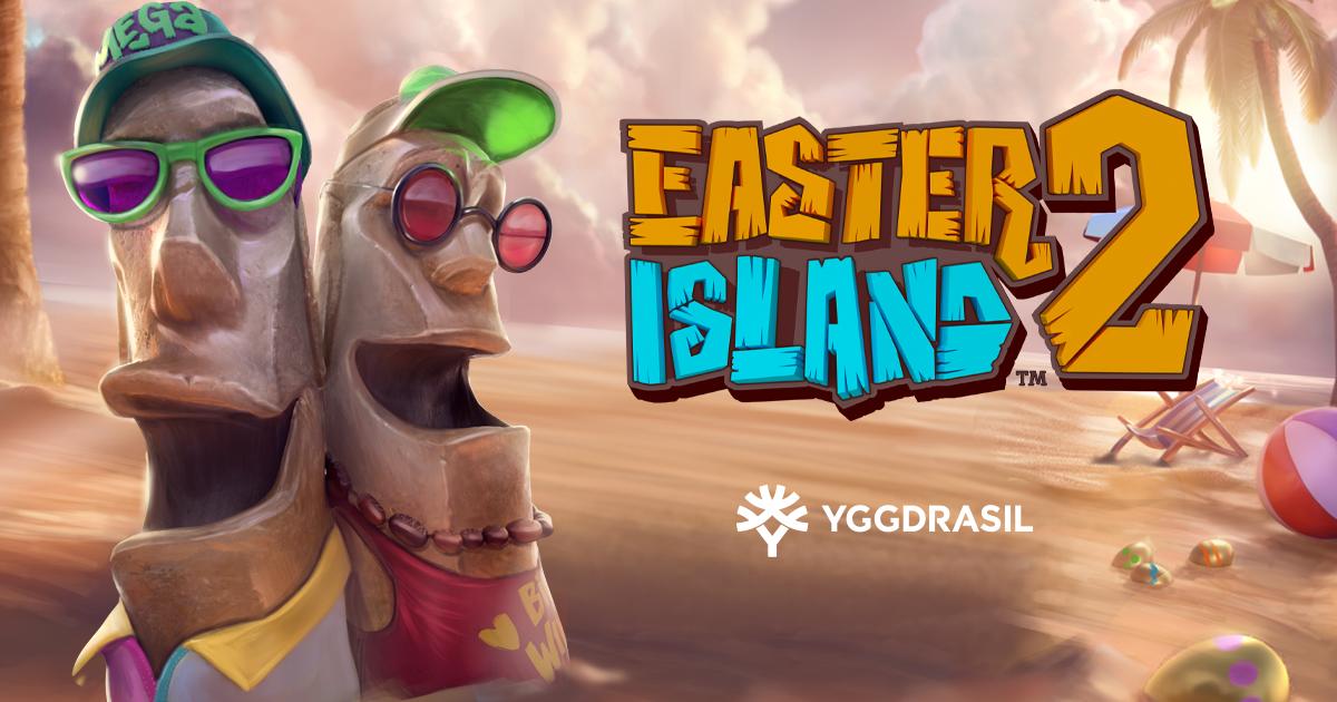 easter island slot by yggdrasil