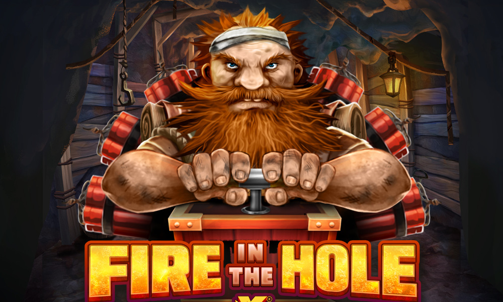 fire in the hole x slot