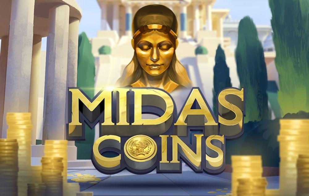 midas coins slot by quickspin
