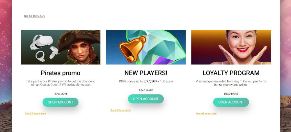 nextcasino bonuses and promotions