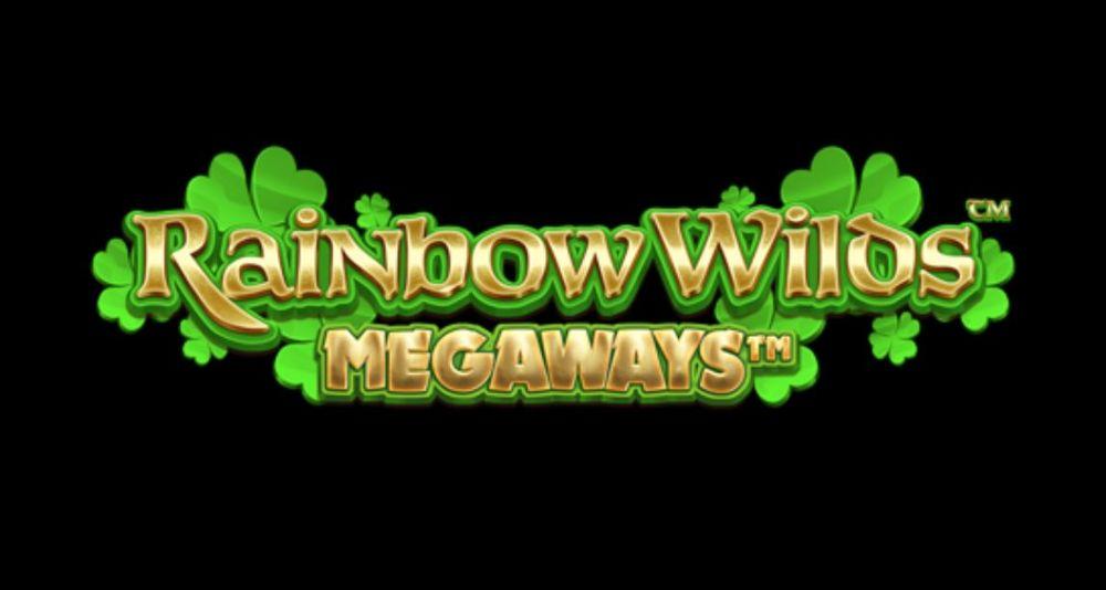 rainbow wilñds megaways slot by iron dog studios