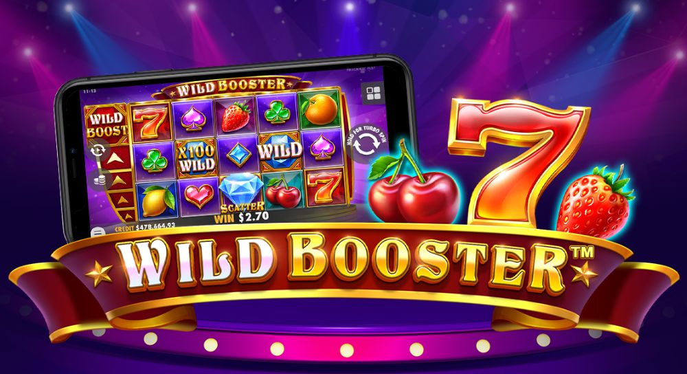 wild booster slot by pragmatic play