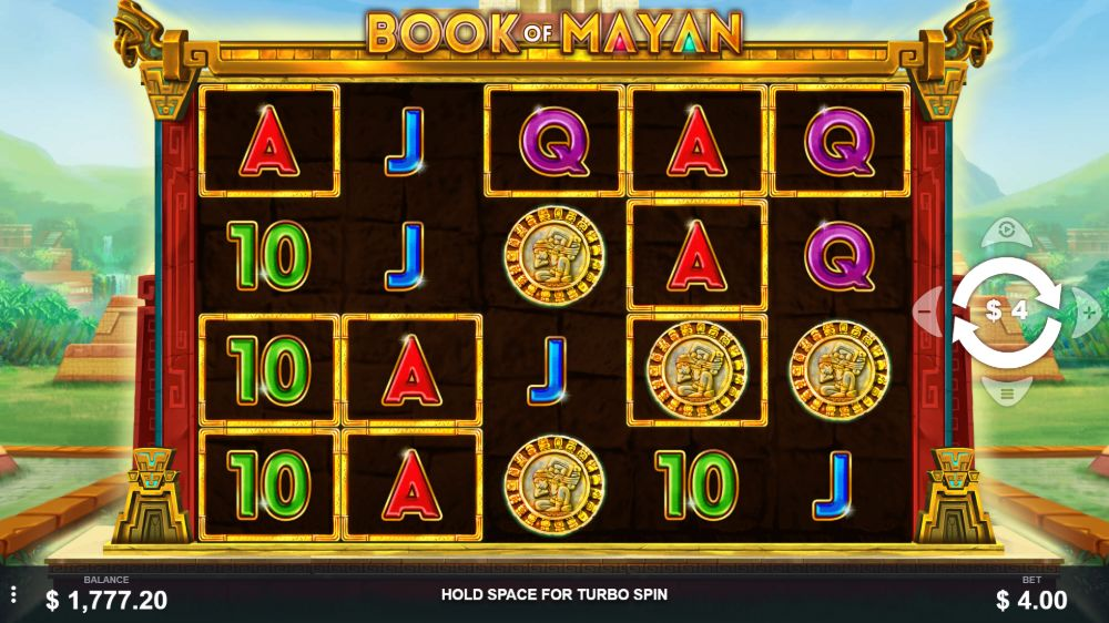 book of mayan slot