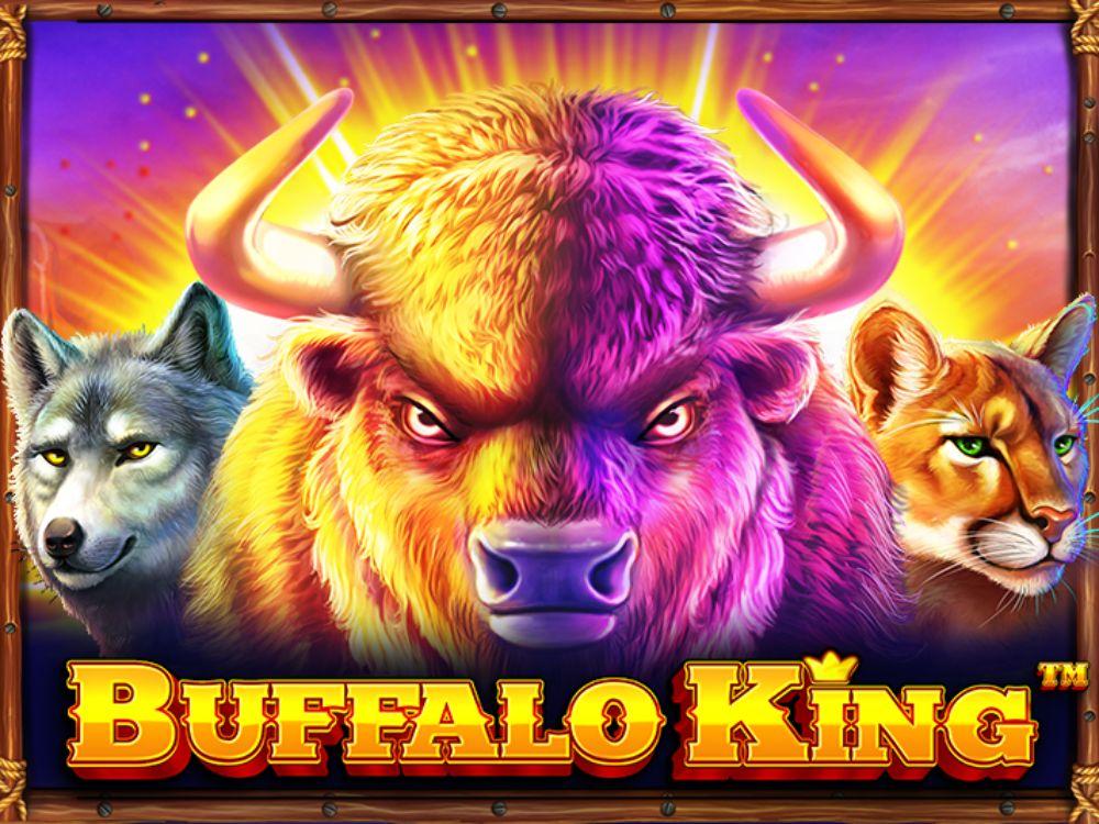 bufalo king megaways slot by pragmatic play