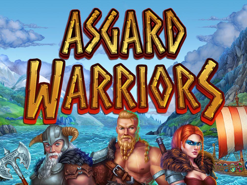 asgard warriors slot by 1x2 gaming