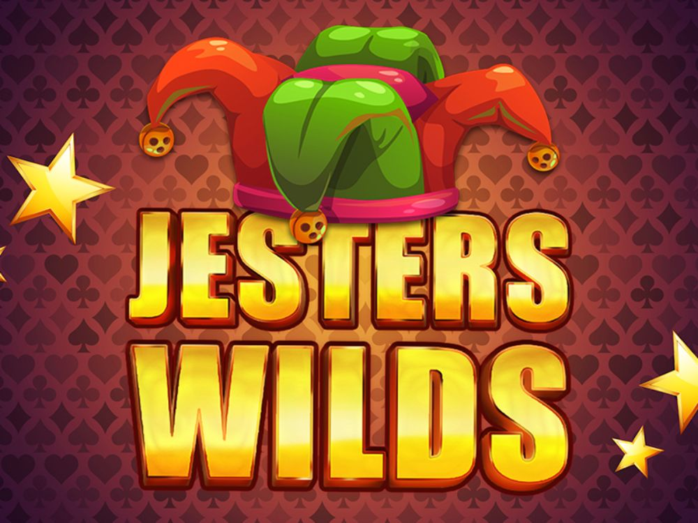 jesters wilds slot by 1x2 network