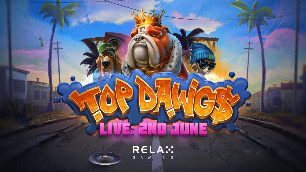 top dawgs slot by relax gaming