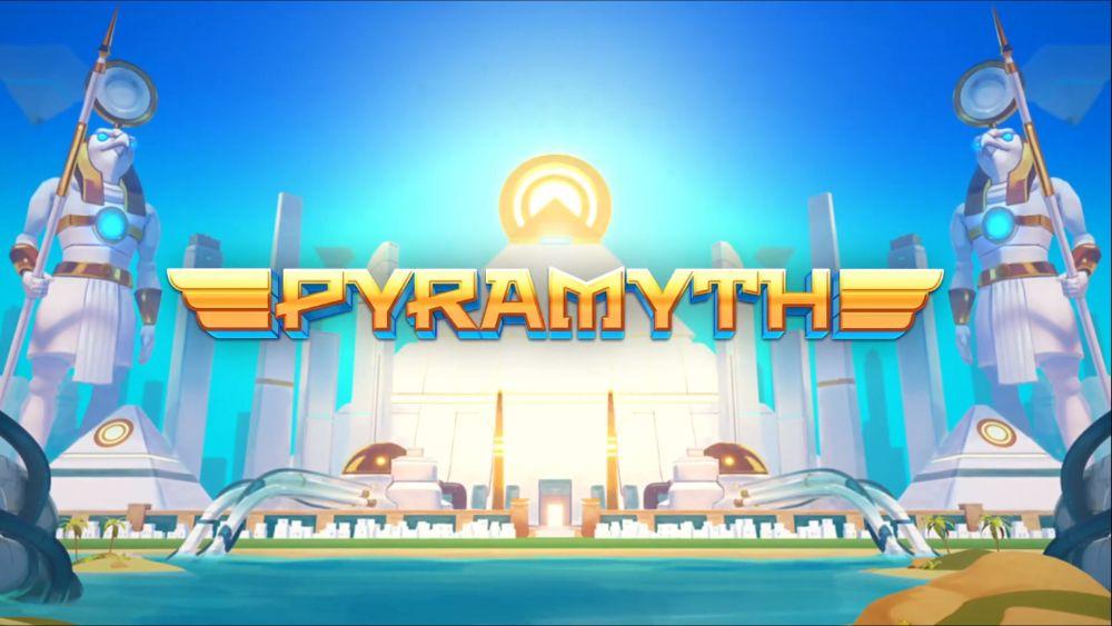 pyramyth slot by thunderkick