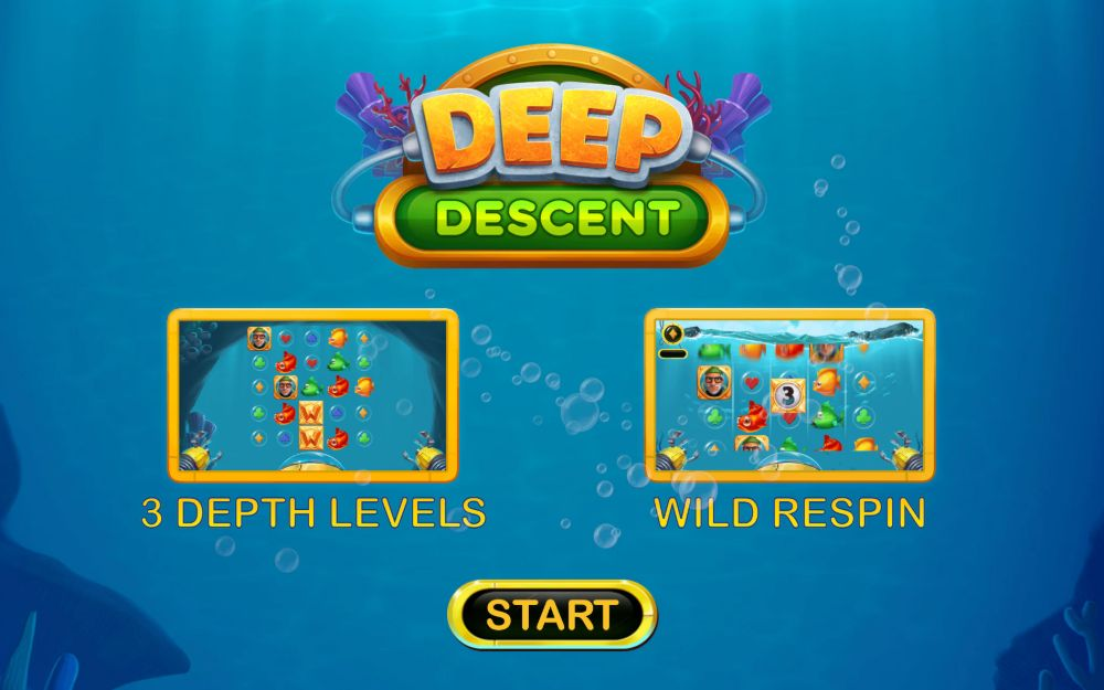 deep descent slot