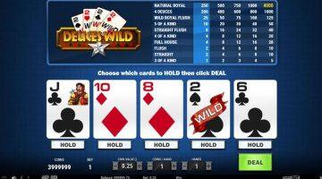 Top 5 Video Poker Tips